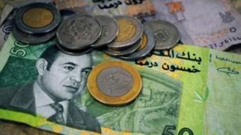 الدرهم المغربي يعوم مرة أخرى