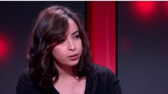الممثلة نسرين الراضي جبدات على راسها  الصداع بصورة مثيرة