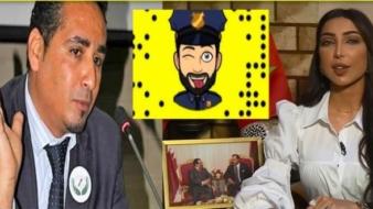 """وزير الداخلية يقاضي المديمي """"مفجر قضية حمزة مون بيبي"""" و يجرّه إلى سجن الأوداية"""