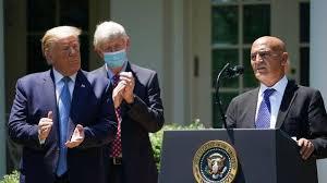 وأخــيـــراً.. ترامب يكشف عن أخبار عظيمة بخصوص لقاح فيروس كورونا