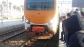 شخص لاح راسو تحت عجلات لقطار بعين السبع